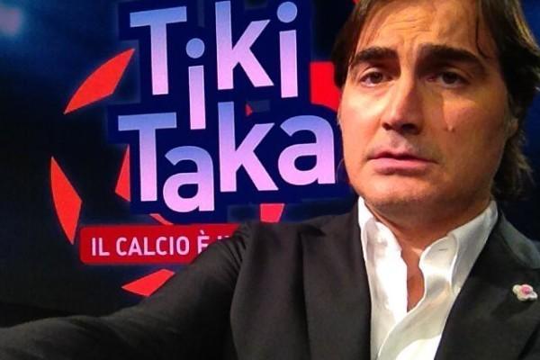 Tiki Taka lascia Italia 1 e passa a Canale 5 fondendosi con Pressing. I dettagli
