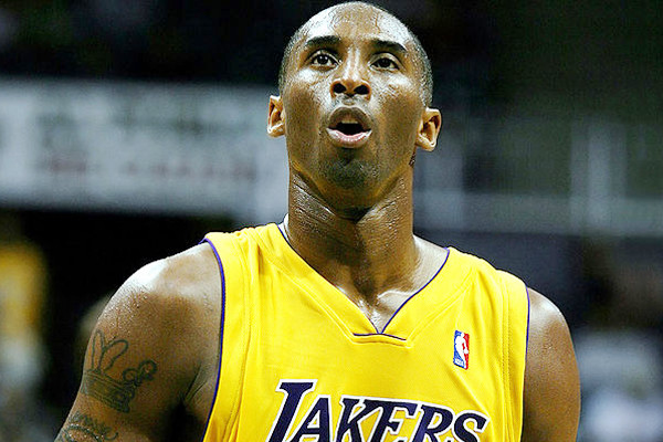 Ciao Kobe Bryant, leggenda dell'NBA, cresciuto nei vivai del Basket Italiano