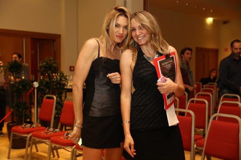 Anna Rigon e Manuela Bresciani