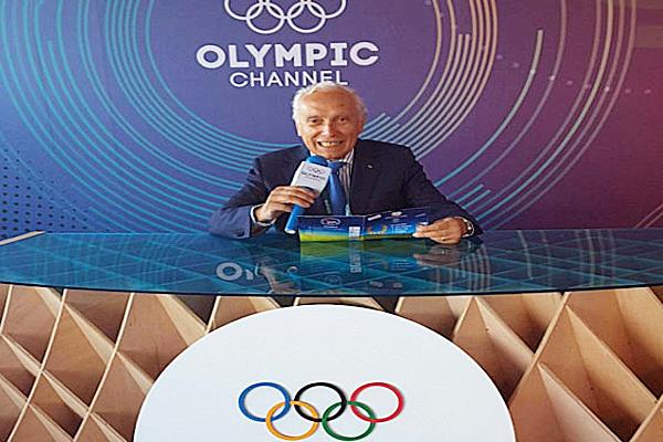 Franco Ascani a Rio 2016