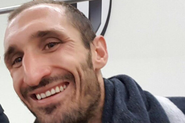 Chiellini «Col Napoli si vince con la testa. 7° scudetto? Ora capiamo l'importanza»