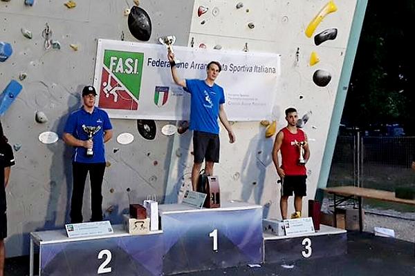 Ludovico Fossali e Giorgia Strazieri vincono il Campionato Italiano Speed 2017