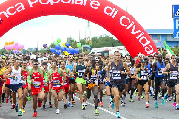 Maratonina di Udine, uno spettacolo nel segno del Kenya, bronzo Epis. Com'è andata
