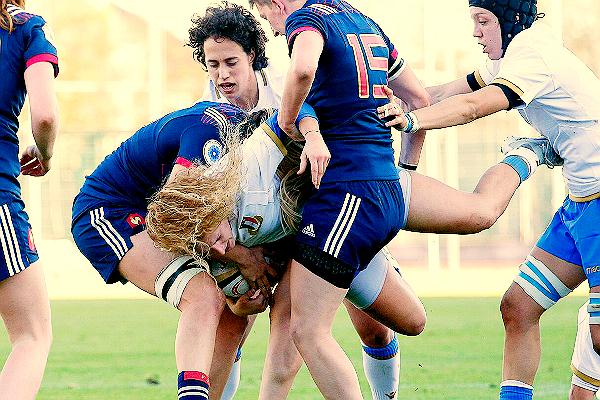 Italdonne, a Biella la Francia si impone 41-21 nel finale. Ecco com'è andata. La cronaca