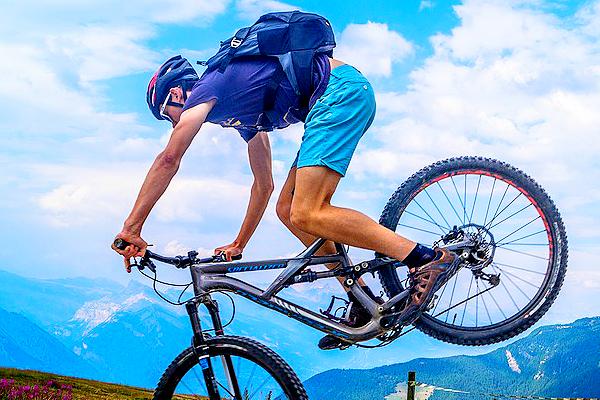 Voglia di due ruote tra Sondrio e Valmalenco. In sella con il Rent Bike Palù