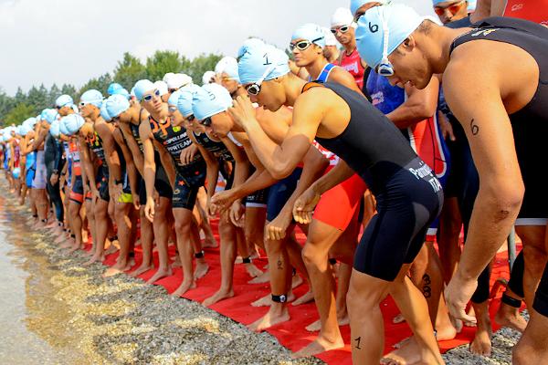 Torna la Triathlon Sprint Gold Silca Cup in Alpago, sul lago di Santa Croce