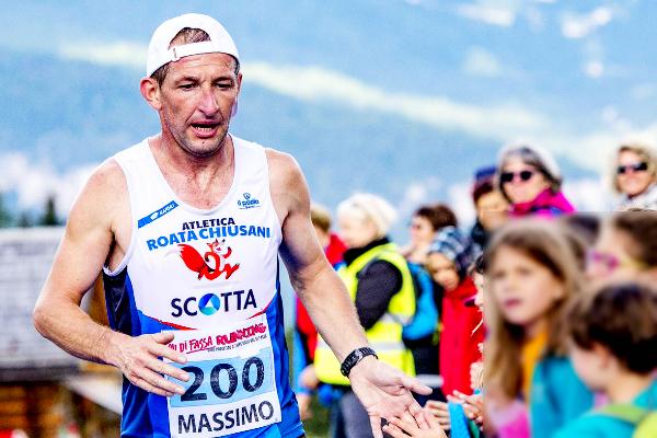 Val di Fassa Running edizione 2018, Massimo Galliano e Ana Nanu sfidano gli africani