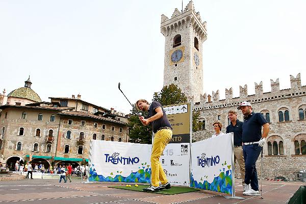 In City Golf conquista Trento, swing magici ed innovativi nel cuore cittadino