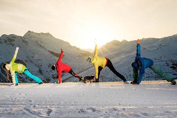 Ecco come Livigno sta affrontando la stagione più ricca di sport sulla neve