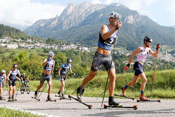 Trentino, c'è FIS Rollerski World Cup. Finale 2019 con Fiemme Rollerski Cup