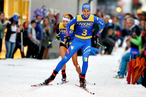 A Livigno c'è il Palio delle Contrade – 1K Shot con Dorothea Wierer e Lisa Vittozzi