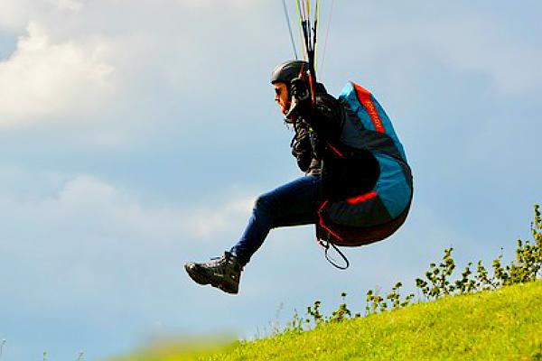 C'è la sesta edizione della Fassa Sky Expo con le novità dal volo libero. Cosa sapere
