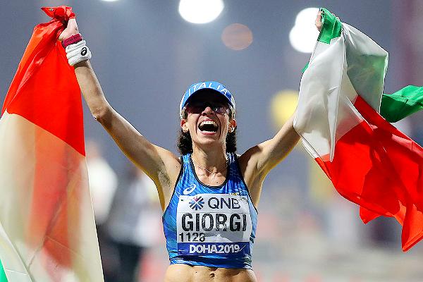 Carugate, c'è la Festa dell'Atletica Lombardia 2019. Special Guest, Eleonora Giorgi