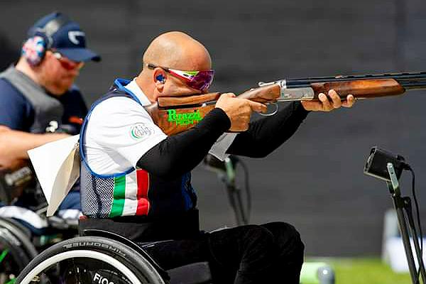 Fitav, Oreste Lai è Campione Mondiale Paralimpico e la sua Sardegna fa festa