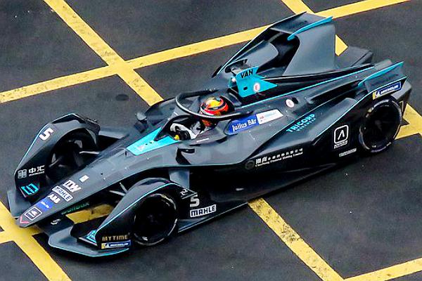 """Riecco la Formula E, il mondiale per monoposto elettriche è in chiaro su """"20"""""""