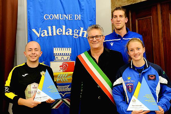 Comune di Vallelaghi-Premio allo sport 2019. Ecco chi ha ricevuto i riconoscimenti