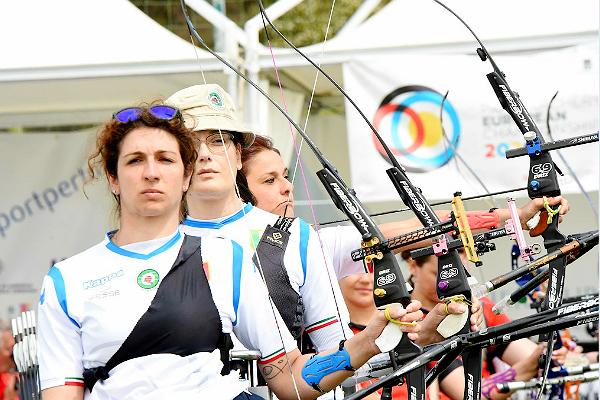 Campionati Europei paralimpici di Tiro con l'Arco di Olbia posticipati di un anno