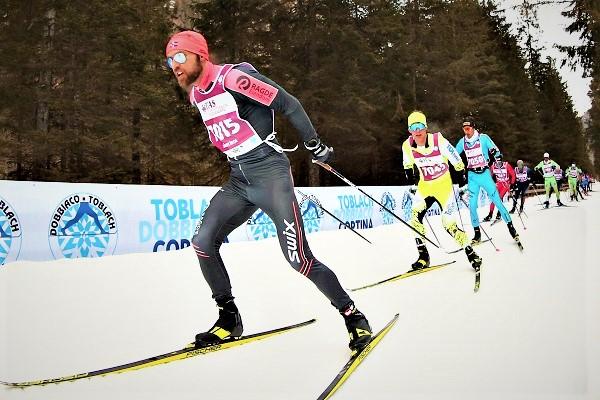 Ecco la 44.a Granfondo Dobbiaco-Cortina, si gareggia anche per Ski Classics