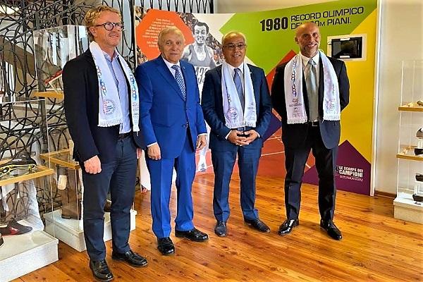 ITALYMPICS - Generazione 2026 chiama ed anche la Treviso che ama lo sport risponde